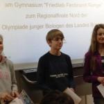 2. Runde Bio-Olympiade - Das Finale kann kommen!