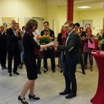 Verabschiedung von Frau Ulrike Krause