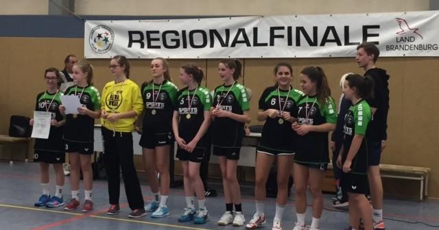 Souveräner Turniersieg der Handballerinnen im Regionalfinale