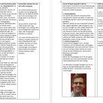 Kandidaten zur Schülersprecher-Wahl