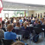 Schüler im Worte-Wettstreit: Die Deutscholympiade der 9. Jahrgangsstufe am LMG