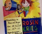 Im Juli: Rosenkrieg im Haus am Anger